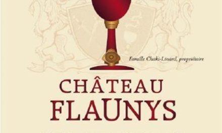 Vin rouge Montagne Saint-Emilion Château Flaunys