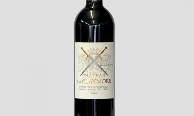 Vin rouge Lussac Saint-Emilion Château La Claymore
