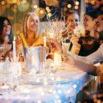 Soirée festive: quels types de boissons choisir